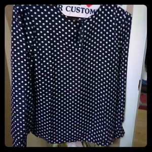 Never worn blouse great for a night out or work